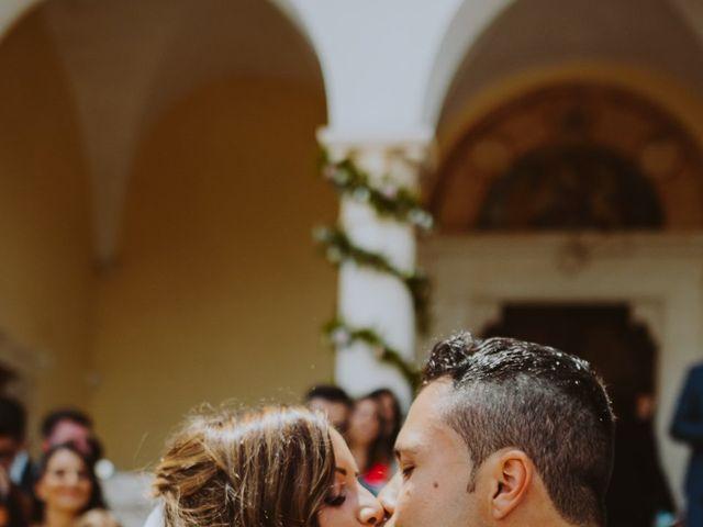 Il matrimonio di Vinicio e Ilaria a Tocco da Casauria, Pescara 1