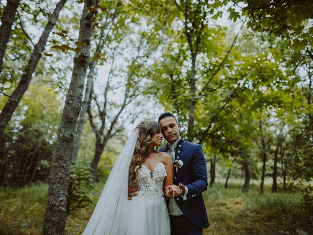 Il matrimonio di Vinicio e Ilaria a Tocco da Casauria, Pescara 3
