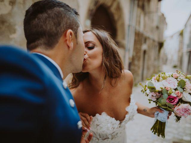 Il matrimonio di Vinicio e Ilaria a Tocco da Casauria, Pescara 4