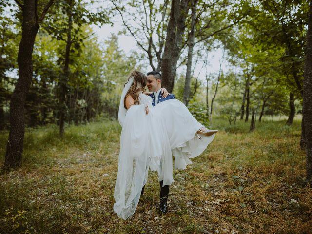 Il matrimonio di Vinicio e Ilaria a Tocco da Casauria, Pescara 8