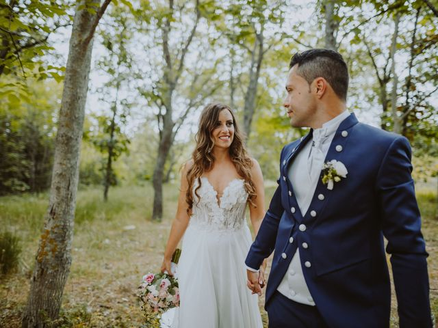 Il matrimonio di Vinicio e Ilaria a Tocco da Casauria, Pescara 9