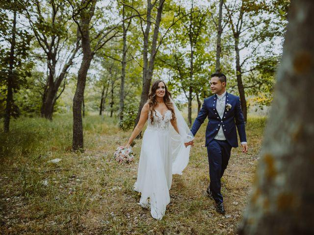 Il matrimonio di Vinicio e Ilaria a Tocco da Casauria, Pescara 10