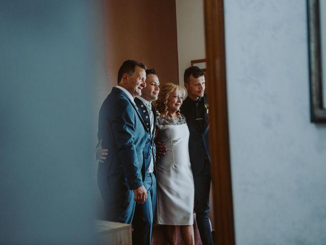 Il matrimonio di Vinicio e Ilaria a Tocco da Casauria, Pescara 16