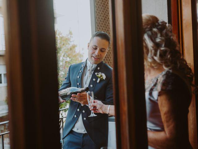 Il matrimonio di Vinicio e Ilaria a Tocco da Casauria, Pescara 17