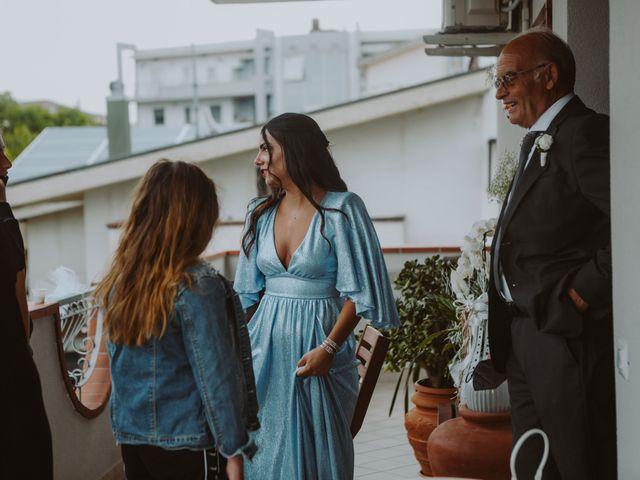 Il matrimonio di Vinicio e Ilaria a Tocco da Casauria, Pescara 20