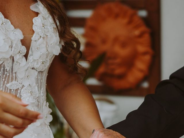Il matrimonio di Vinicio e Ilaria a Tocco da Casauria, Pescara 22