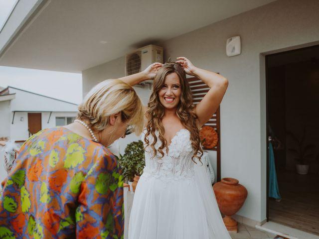Il matrimonio di Vinicio e Ilaria a Tocco da Casauria, Pescara 23