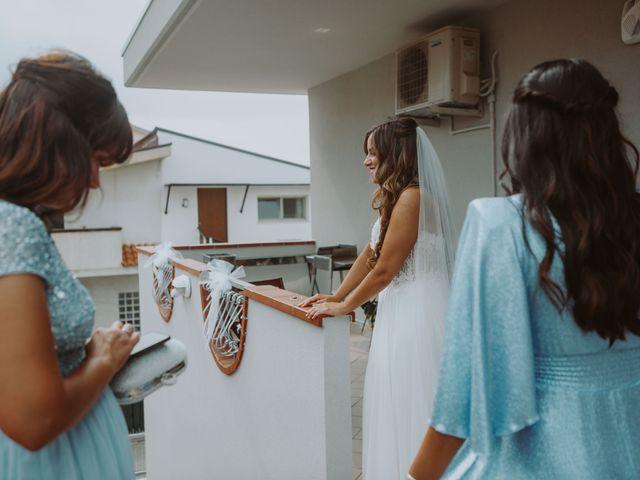 Il matrimonio di Vinicio e Ilaria a Tocco da Casauria, Pescara 24