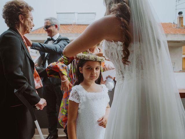 Il matrimonio di Vinicio e Ilaria a Tocco da Casauria, Pescara 25