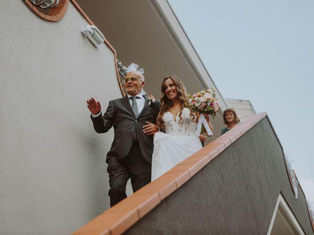 Il matrimonio di Vinicio e Ilaria a Tocco da Casauria, Pescara 26