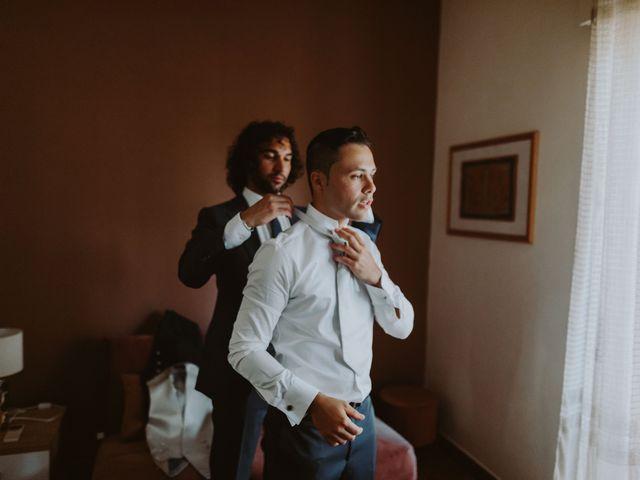 Il matrimonio di Vinicio e Ilaria a Tocco da Casauria, Pescara 35
