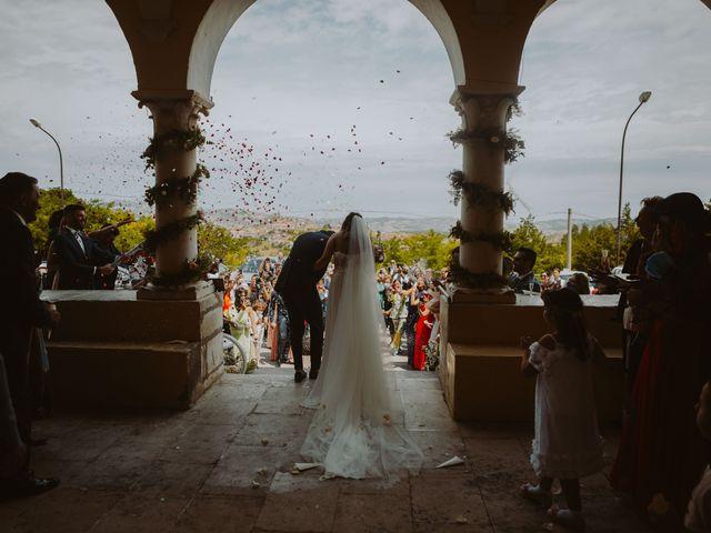 Il matrimonio di Vinicio e Ilaria a Tocco da Casauria, Pescara 36