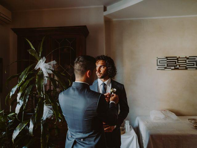 Il matrimonio di Vinicio e Ilaria a Tocco da Casauria, Pescara 48