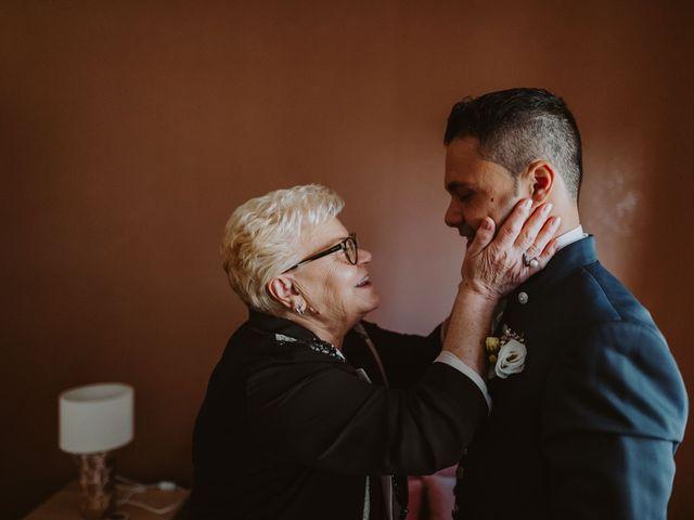 Il matrimonio di Vinicio e Ilaria a Tocco da Casauria, Pescara 52