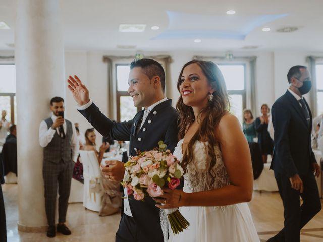 Il matrimonio di Vinicio e Ilaria a Tocco da Casauria, Pescara 56