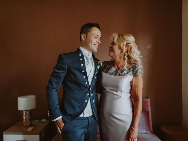 Il matrimonio di Vinicio e Ilaria a Tocco da Casauria, Pescara 58