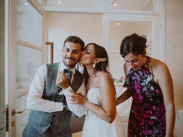 Il matrimonio di Vinicio e Ilaria a Tocco da Casauria, Pescara 61