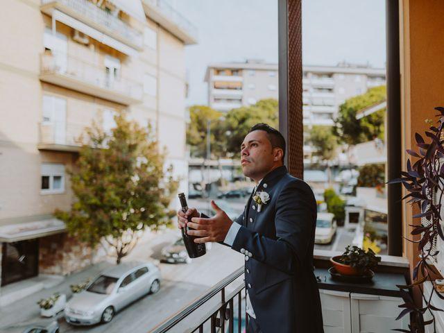 Il matrimonio di Vinicio e Ilaria a Tocco da Casauria, Pescara 64