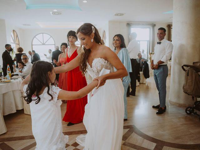 Il matrimonio di Vinicio e Ilaria a Tocco da Casauria, Pescara 66