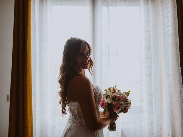 Il matrimonio di Vinicio e Ilaria a Tocco da Casauria, Pescara 84