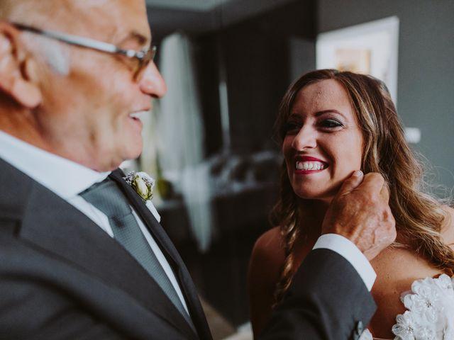 Il matrimonio di Vinicio e Ilaria a Tocco da Casauria, Pescara 88