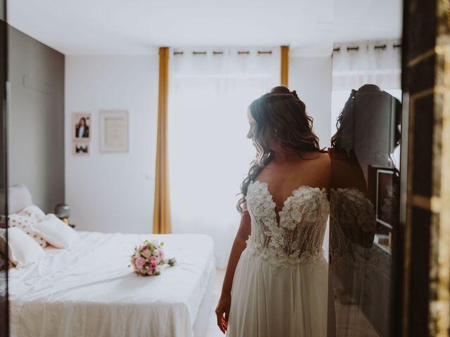 Il matrimonio di Vinicio e Ilaria a Tocco da Casauria, Pescara 89