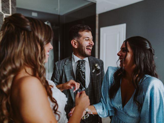 Il matrimonio di Vinicio e Ilaria a Tocco da Casauria, Pescara 98