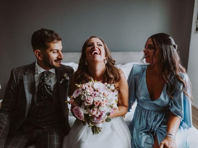 Il matrimonio di Vinicio e Ilaria a Tocco da Casauria, Pescara 99