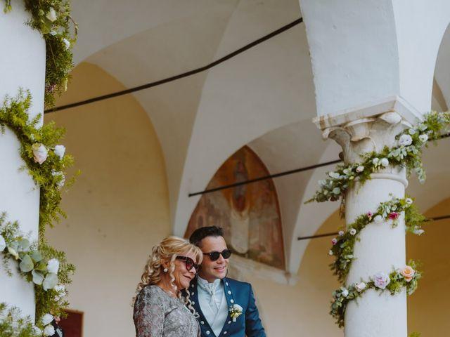 Il matrimonio di Vinicio e Ilaria a Tocco da Casauria, Pescara 111