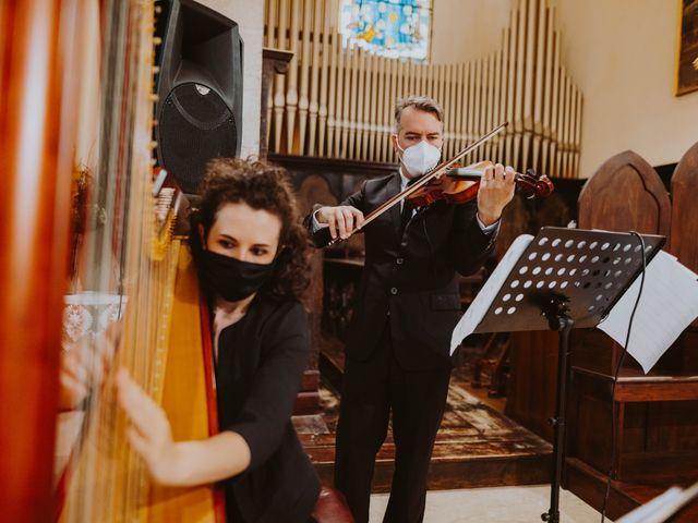 Il matrimonio di Vinicio e Ilaria a Tocco da Casauria, Pescara 112