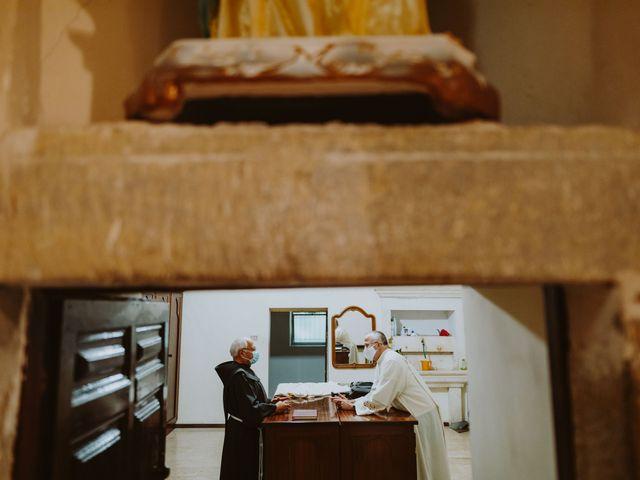 Il matrimonio di Vinicio e Ilaria a Tocco da Casauria, Pescara 113
