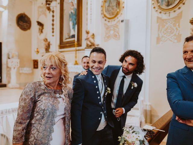 Il matrimonio di Vinicio e Ilaria a Tocco da Casauria, Pescara 114