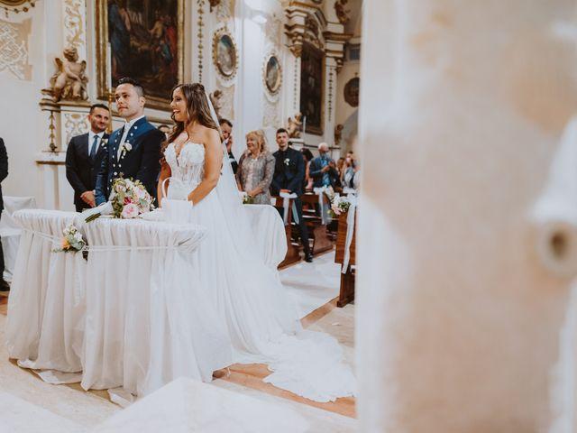 Il matrimonio di Vinicio e Ilaria a Tocco da Casauria, Pescara 117