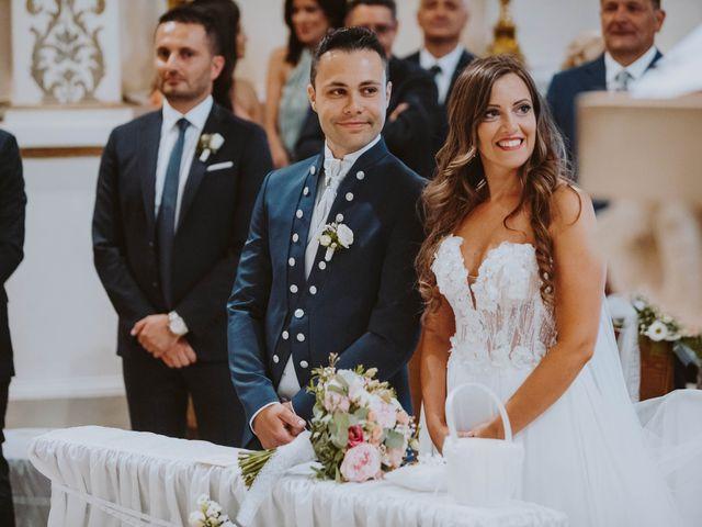 Il matrimonio di Vinicio e Ilaria a Tocco da Casauria, Pescara 118