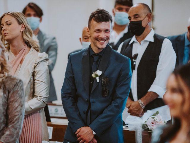 Il matrimonio di Vinicio e Ilaria a Tocco da Casauria, Pescara 119