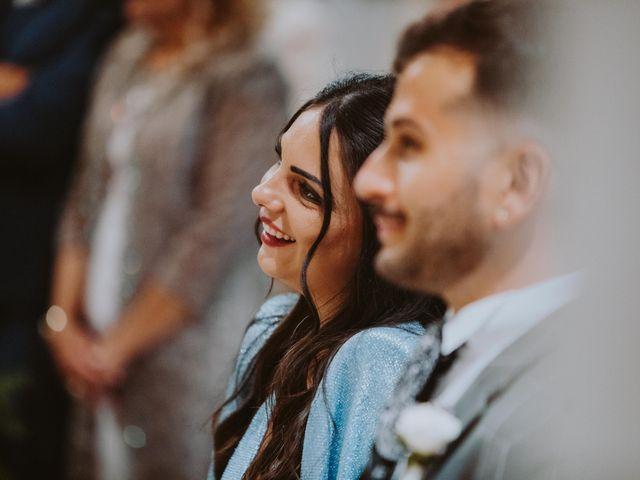 Il matrimonio di Vinicio e Ilaria a Tocco da Casauria, Pescara 120