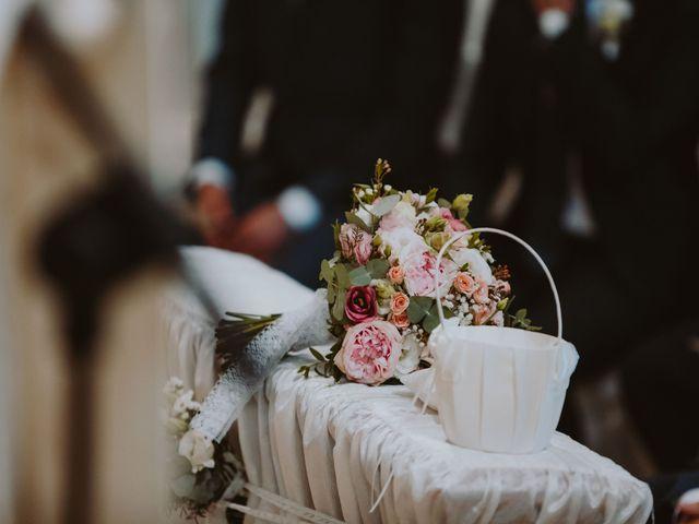 Il matrimonio di Vinicio e Ilaria a Tocco da Casauria, Pescara 121