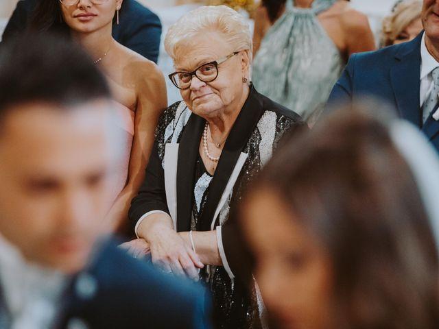 Il matrimonio di Vinicio e Ilaria a Tocco da Casauria, Pescara 123