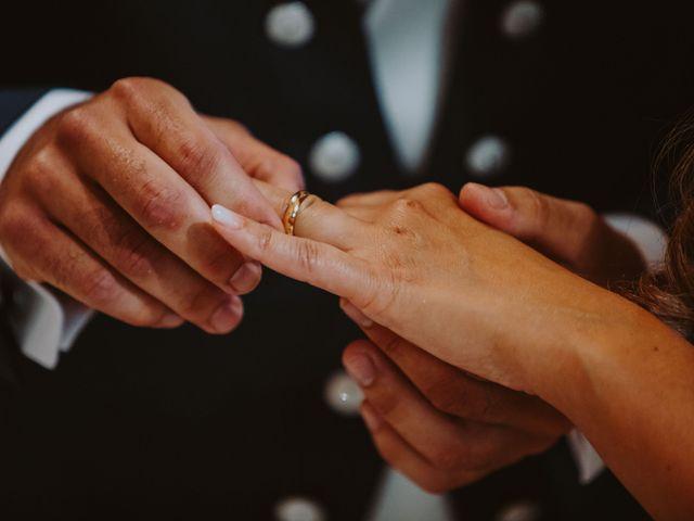 Il matrimonio di Vinicio e Ilaria a Tocco da Casauria, Pescara 124
