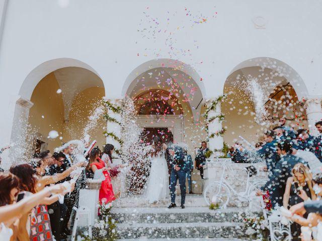 Il matrimonio di Vinicio e Ilaria a Tocco da Casauria, Pescara 129