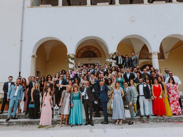 Il matrimonio di Vinicio e Ilaria a Tocco da Casauria, Pescara 130