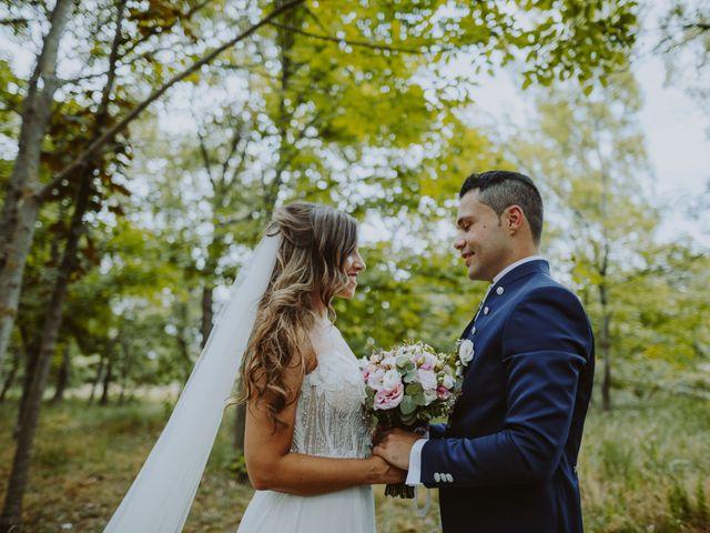 Il matrimonio di Vinicio e Ilaria a Tocco da Casauria, Pescara 131