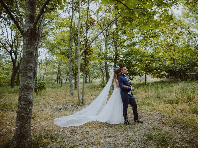Il matrimonio di Vinicio e Ilaria a Tocco da Casauria, Pescara 134