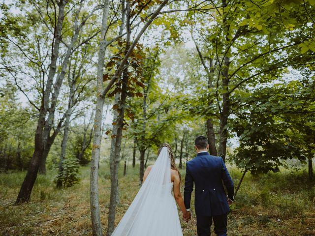 Il matrimonio di Vinicio e Ilaria a Tocco da Casauria, Pescara 135