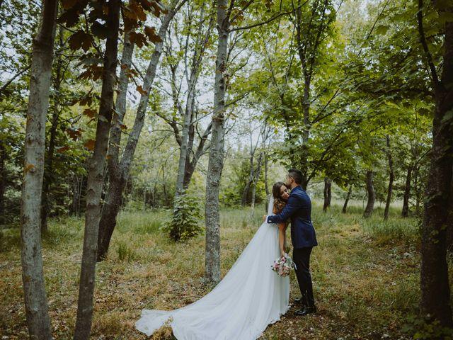 Il matrimonio di Vinicio e Ilaria a Tocco da Casauria, Pescara 136
