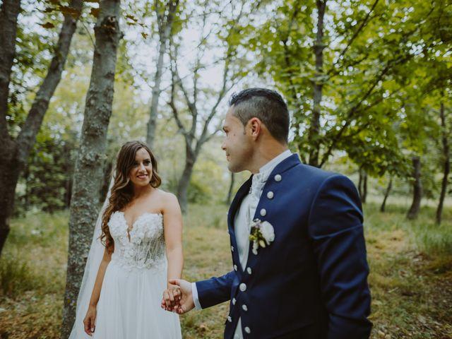 Il matrimonio di Vinicio e Ilaria a Tocco da Casauria, Pescara 139