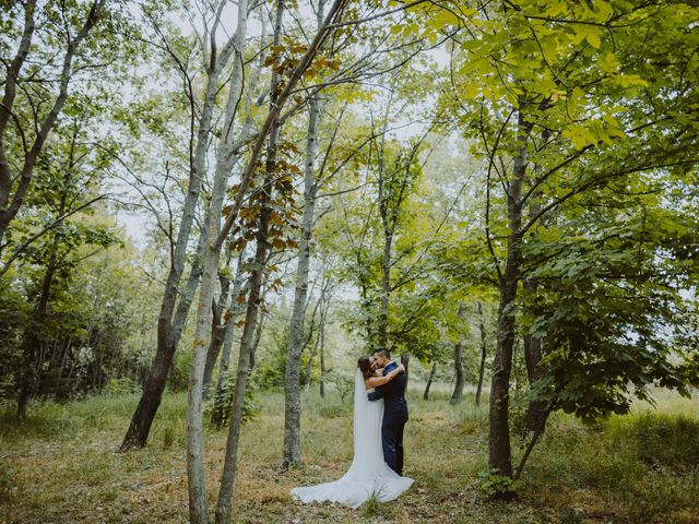 Il matrimonio di Vinicio e Ilaria a Tocco da Casauria, Pescara 141