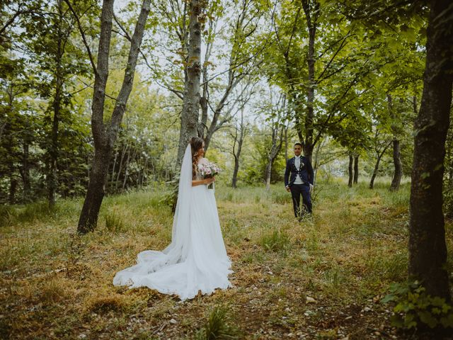 Il matrimonio di Vinicio e Ilaria a Tocco da Casauria, Pescara 142