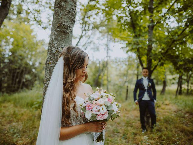 Il matrimonio di Vinicio e Ilaria a Tocco da Casauria, Pescara 143