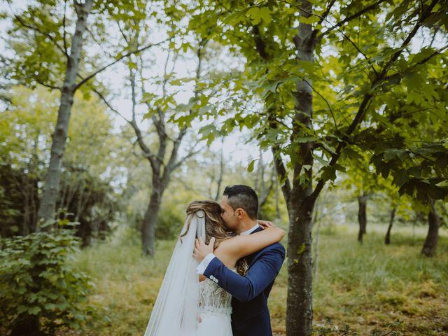 Il matrimonio di Vinicio e Ilaria a Tocco da Casauria, Pescara 144
